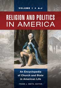 Cover image for Religion and Politics in America
