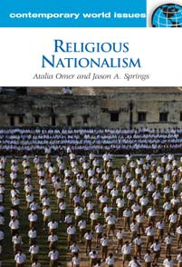 Cover image for Religious Nationalism