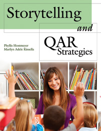 Storytelling and QAR Strategies cover image