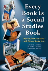 Every Book Is a Social Studies Book cover image
