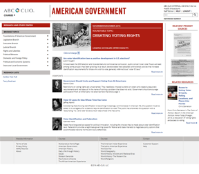 American Government cover image