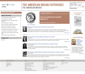 The American Indian Experience cover image