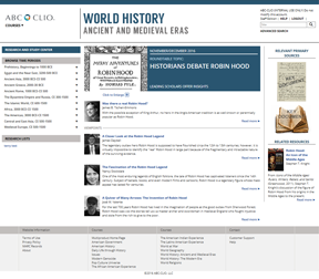 Cover image for World History