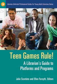 Teen Games Rule! cover image