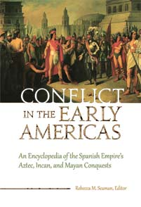 Conflict in the Early Americas cover image