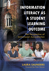 Information Literacy as a Student Learning Outcome cover image