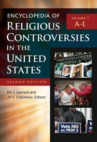 Encyclopedia of Religious Controversies in the United States, 2nd Edition cover image