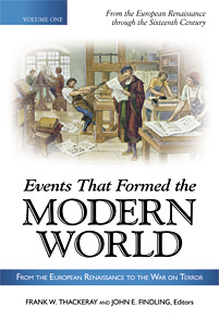 Events That Formed the Modern World cover image