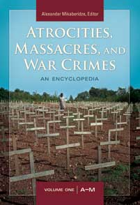 Atrocities, Massacres, and War Crimes cover image