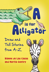 A is for Alligator cover image
