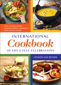 International Cookbook of Life-Cycle Celebrations, 2nd Edition cover image