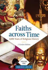 Faiths across Time cover image
