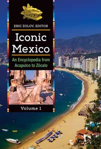 Cover image for Iconic Mexico