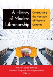 A History of Modern Librarianship cover image