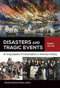 Cover image for Disasters and Tragic Events