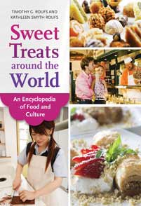 Sweet Treats around the World cover image