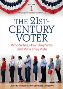 The 21st-Century Voter cover image