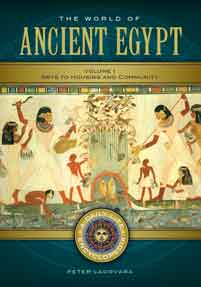 The World of Ancient Egypt cover image