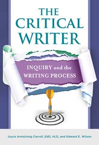 The Critical Writer cover image