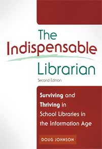 The Indispensable Librarian cover image