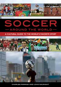 Cover image for Soccer around the World