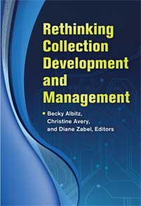 Rethinking Collection Development and Management cover image