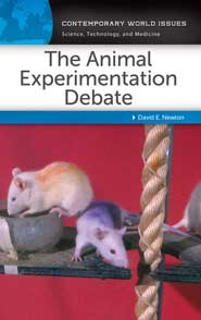 The Animal Experimentation Debate cover image