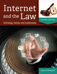 Internet and the Law cover image
