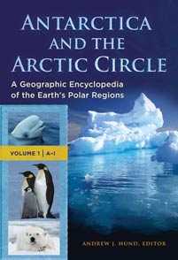 Antarctica and the Arctic Circle cover image