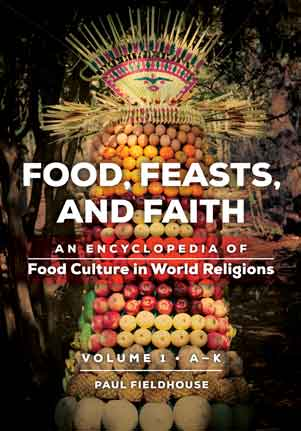 Food, Feasts, and Faith cover image