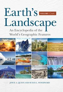 Earth's Landscape cover image