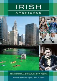 Irish Americans cover image