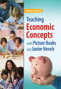 Teaching Economic Concepts with Picture Books and Junior Novels cover image