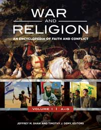 Cover image for War and Religion