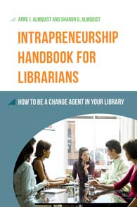 Intrapreneurship Handbook for Librarians cover image