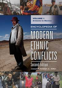 Encyclopedia of Modern Ethnic Conflicts, 2nd Edition cover image