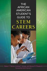 The African American Student's Guide to STEM Careers cover image