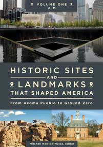 Historic Sites and Landmarks That Shaped America cover image