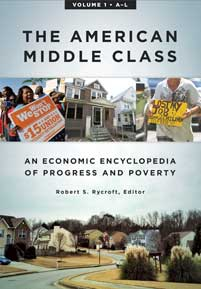 Cover image for The American Middle Class