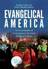 Evangelical America cover image