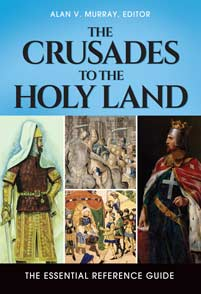 The Crusades to the Holy Land cover image