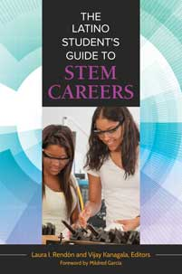 Cover image for The Latino Student's Guide to STEM Careers