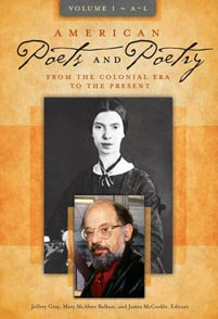 Cover image for American Poets and Poetry