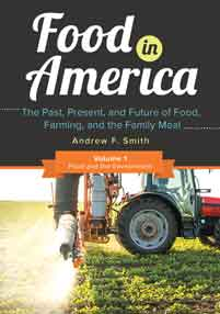 Food in America cover image