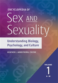 Cover image for Encyclopedia of Sex and Sexuality