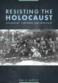Resisting the Holocaust cover image