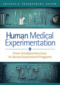 Human Medical Experimentation cover image