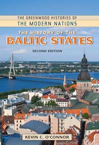 The History of the Baltic States, 2nd Edition cover image