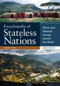 Encyclopedia of Stateless Nations cover image