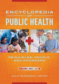 Encyclopedia of Public Health cover image